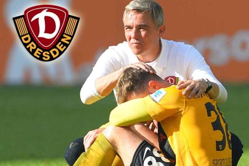 Dynamos Abstiegscoach Janßen jetzt beim VfB Stuttgart