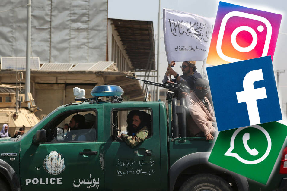 Facebook, WhatsApp, and Instagram scrambling to block Taliban after taking of Kabul