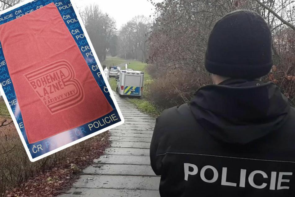 Eingewickelt im rosa Handtuch: Tschechiens Polizei macht grausamen Baby-Fund