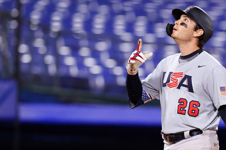 Olympics: Team USA wins over the Dominican Republic to keep hopes of baseball gold alive