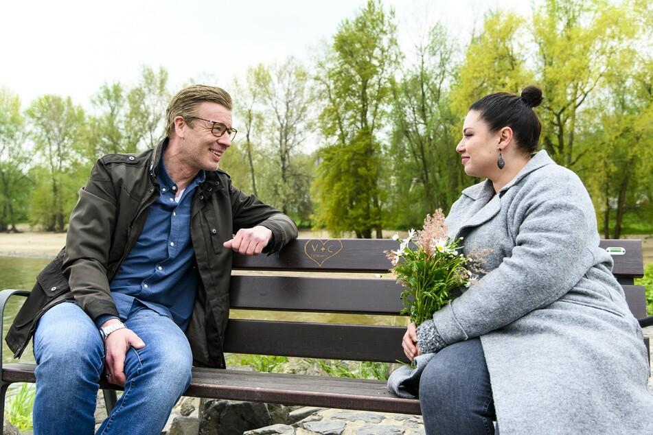 """Die Charaktere Christoph Lukowski (Lars Korten, 49) und Vanessa Steinkamp (Julia Augustin, 33) steigen bei """"Alles was zählt"""" aus."""