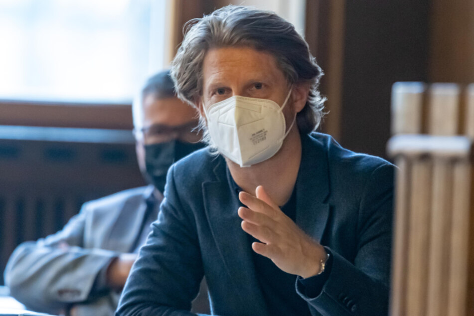 Baubürgermeister Michael Stötzer (47, Grüne) will mehr Kunden für den ÖPNV gewinnen.