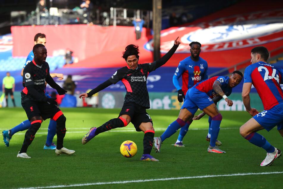 Der FC Liverpool fertigte den englischen Hauptstadtclub mit sieben Treffern ab.