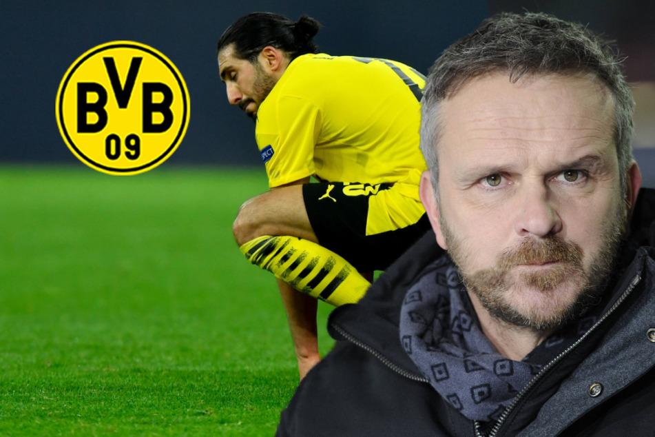 """BVB-Ärger in der Champions League! Hamann tobt über """"skandalösen"""" VAR"""