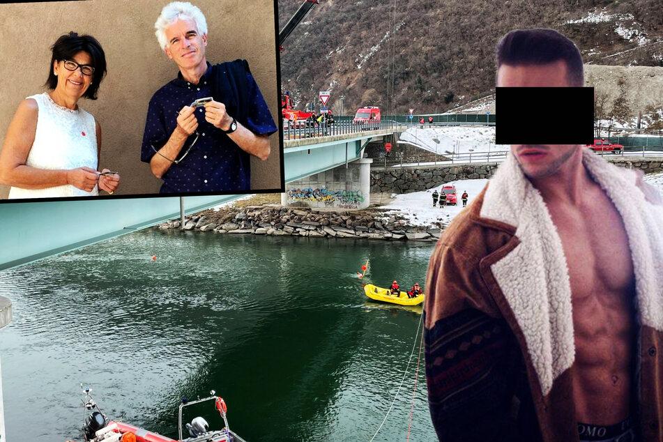 Ehepaar von Sohn getötet und in Fluss entsorgt? Geborgene Wasserleiche ist vermisste Mutter