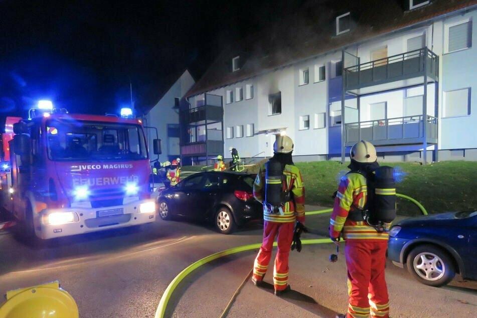 Heiligenhaus: Von Rentner vergessene Kerze löste folgenschweren Brand aus