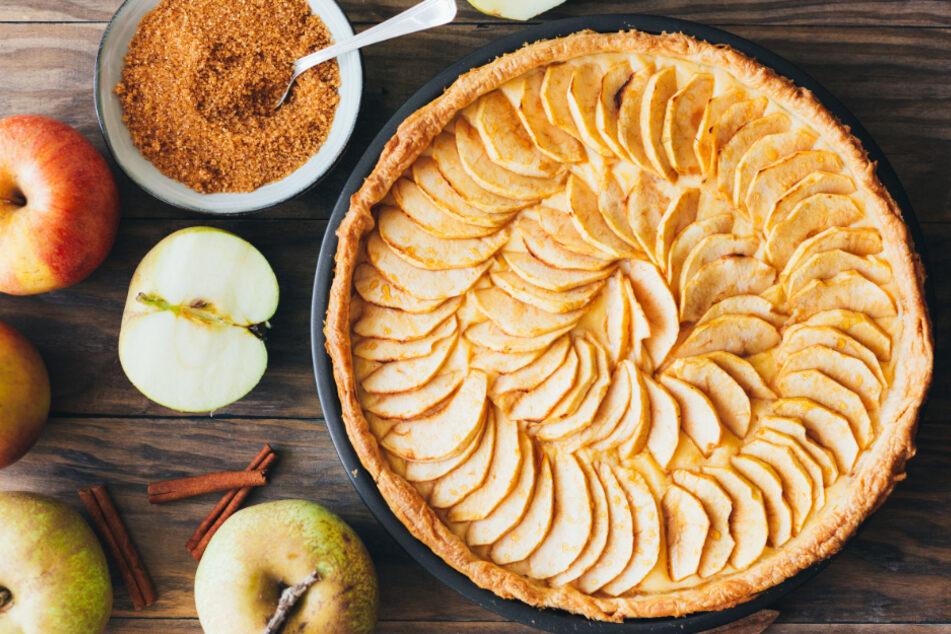 Schneller Apfelkuchen: Jetzt ist die perfekte Zeit für Sommeräpfel