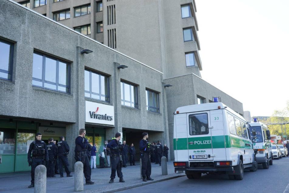 Berlin: Schon wieder Polizei-Großeinsatz! Clan-Angehörige sorgen für Corona-Chaos