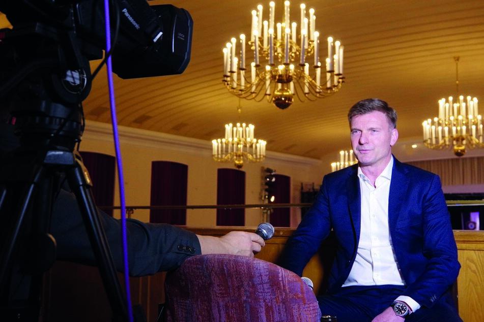 """Anlässlich seines 50. Geburtstags am 3. November traf sich das """"Veilchenecho"""" mit Andrzei Juskowiak zu einem Interview."""