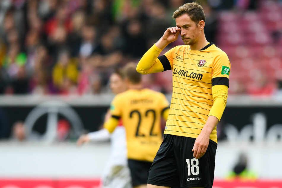 Jannik Müller (26) verlässt Dynamo Dresden.