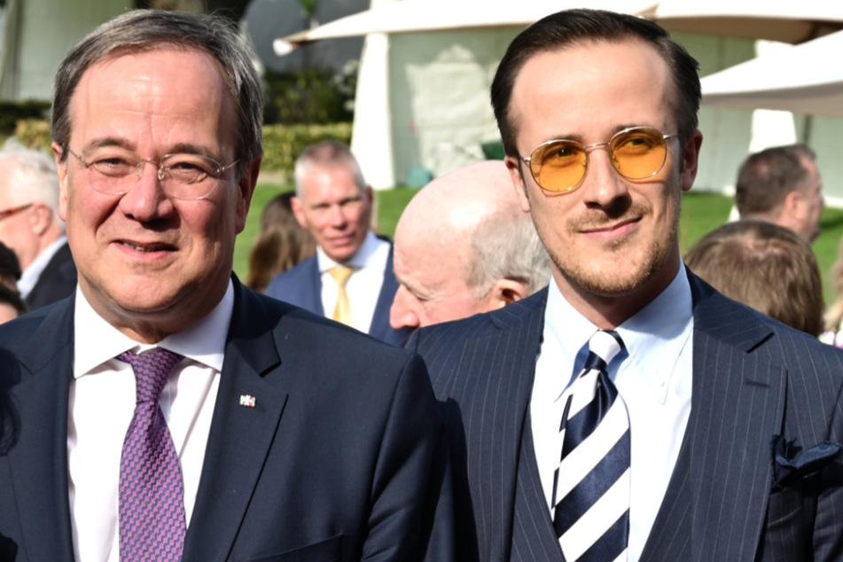 Coronavirus: NRW kauft Masken von bekanntem Label, doch welche Rolle spielt der Sohn von Armin Laschet dabei?