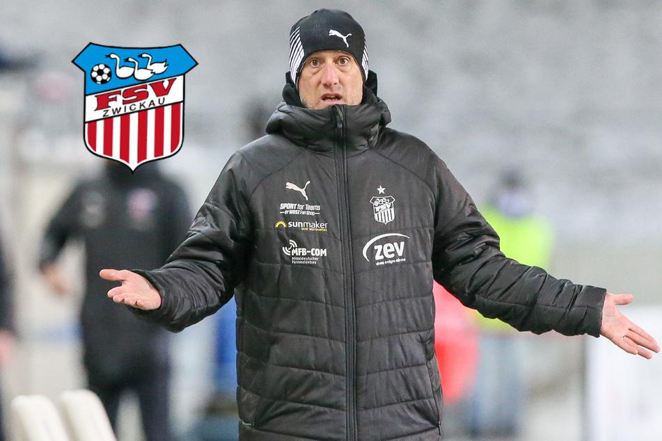 FSV Zwickau: Nachholer bei Aufsteiger 1. FC Saarbrücken kurzfristig abgesagt!