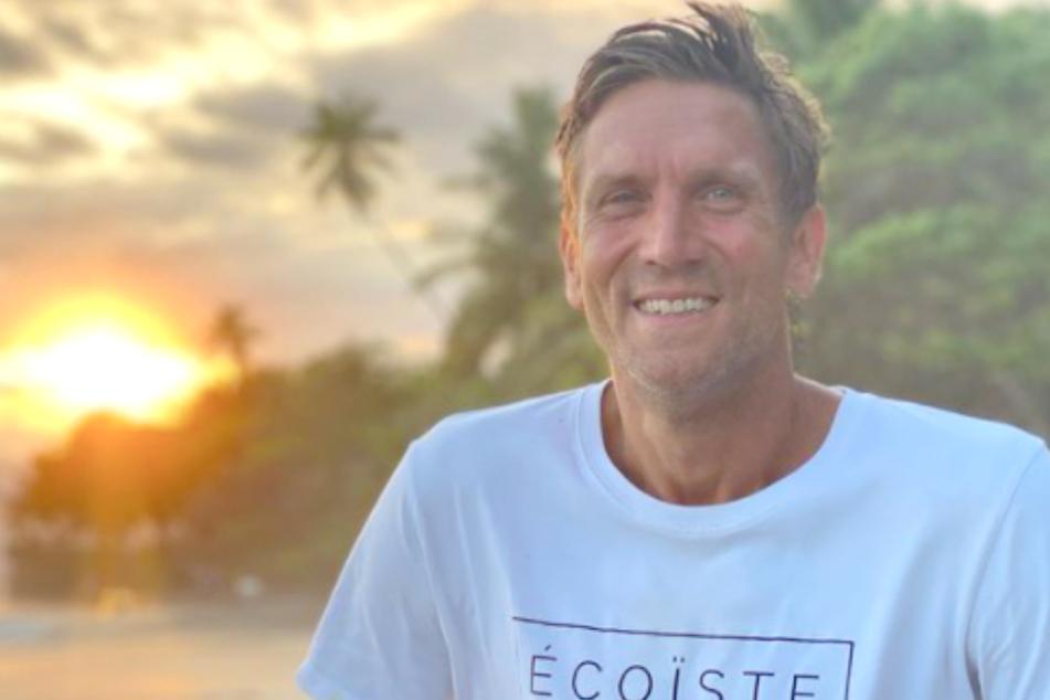 Peer Kusmagk (45) urlaubt derzeit mit seiner Familie in Costa Rica.