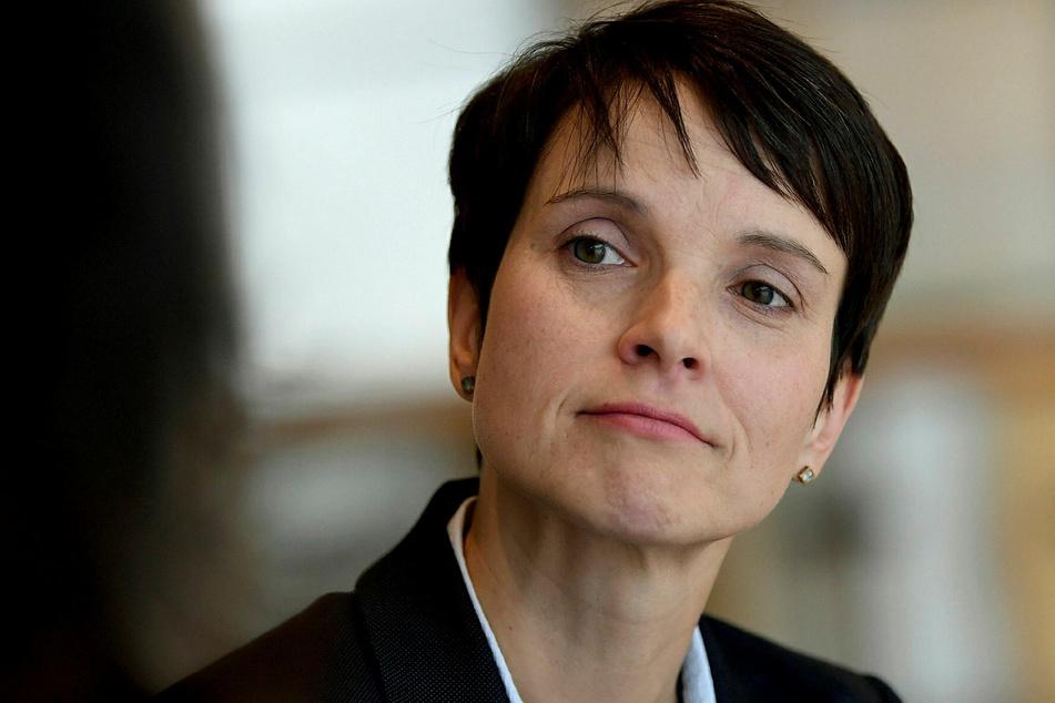Frauke Petry (45, fraktionslos).