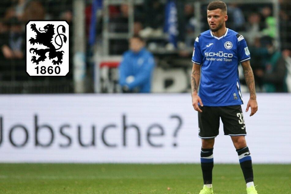 TSV 1860 München: Neuzugang Keanu Staude positiv auf Corona getestet
