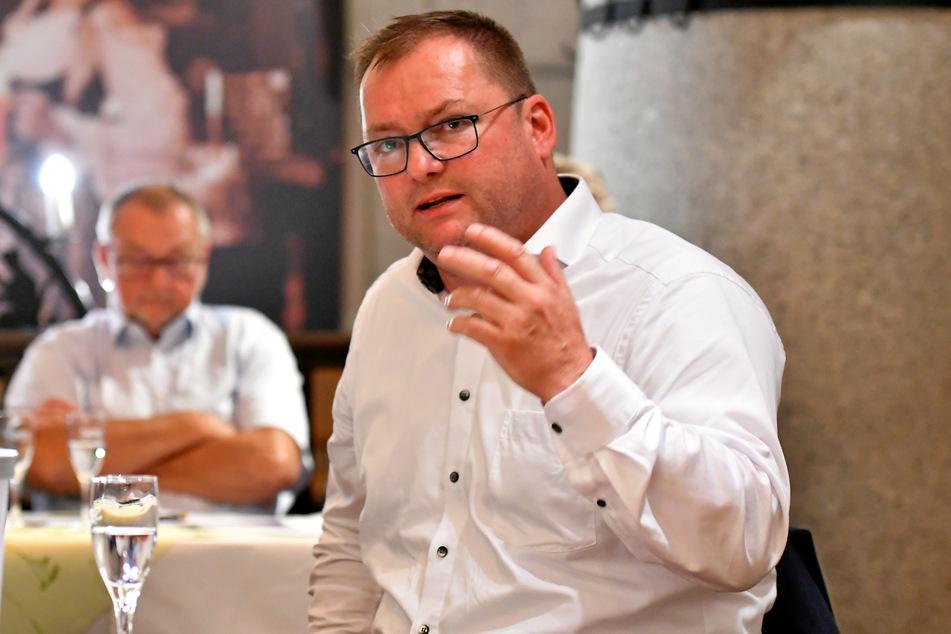 Axel Klein (52), Chef der DEHOGA Sachsen, wünscht sich auch für Getestete mehr Freiheiten.