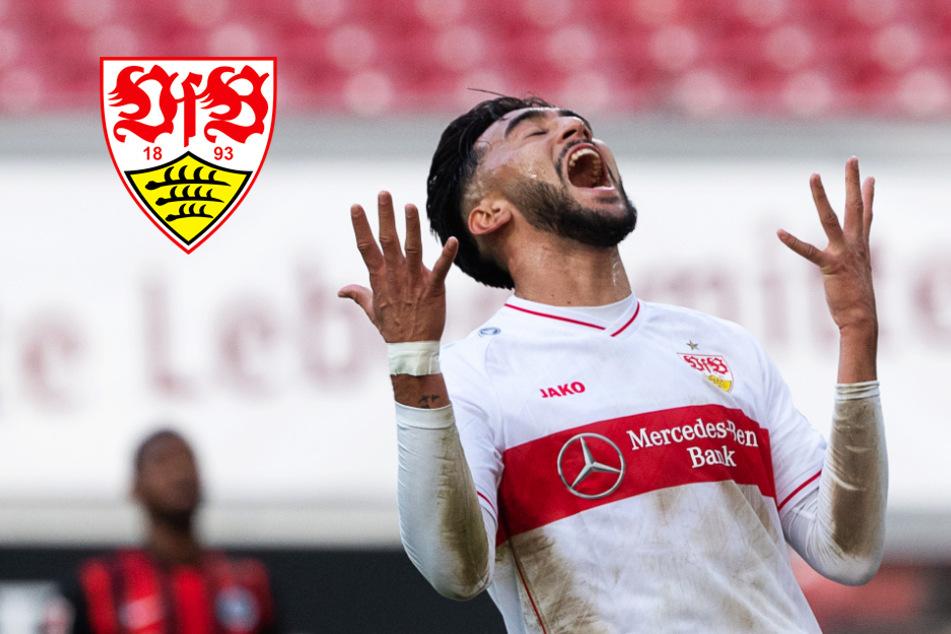"""VfB-Frust nach drittem Remis infolge: """"Das tut weh!"""""""