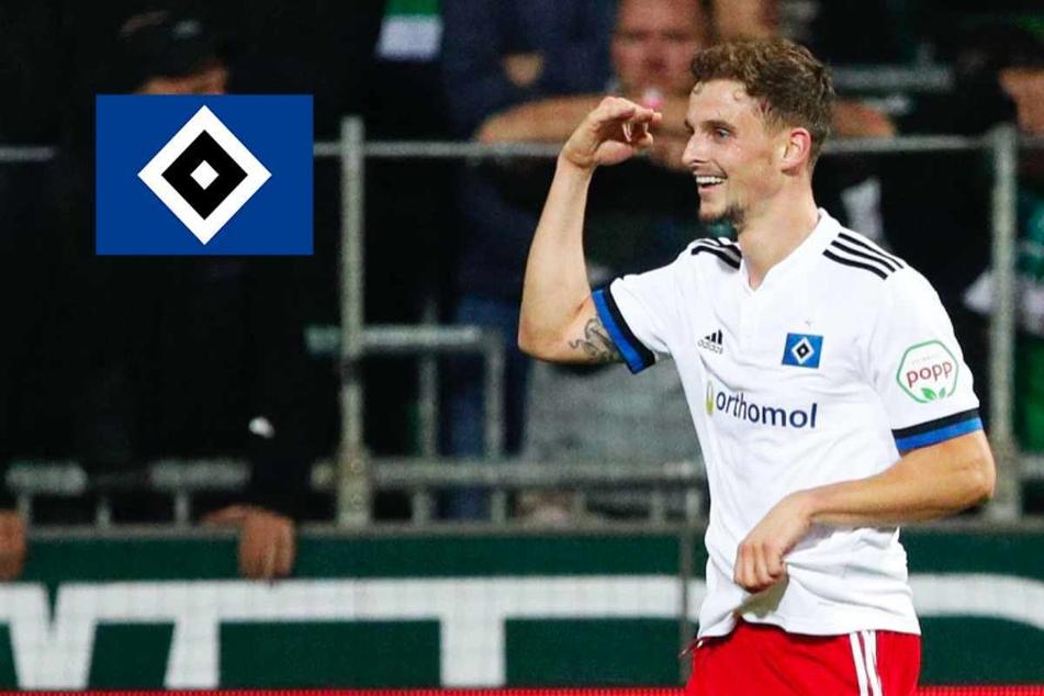 Tor und Vorlage im Nord-Derby: Moritz Heyer wird beim HSV zu Mister Unverzichtbar