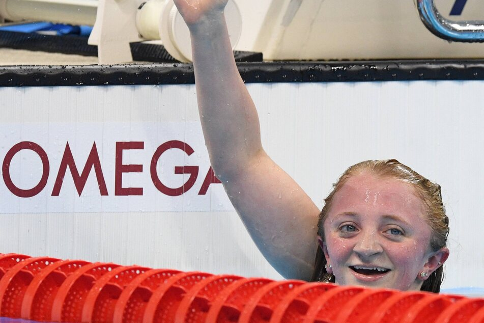 Paralympics: McKenzie Coan swims her way to glory as Team USA keeps racking up medals