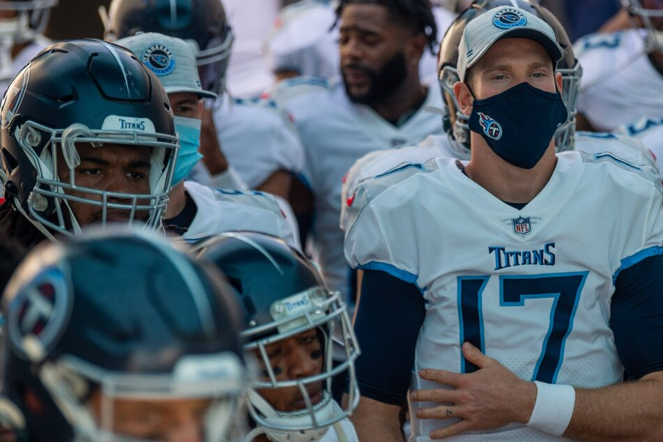 Tennessee Titans' Covid-19 outbreak grows as star player tests positive