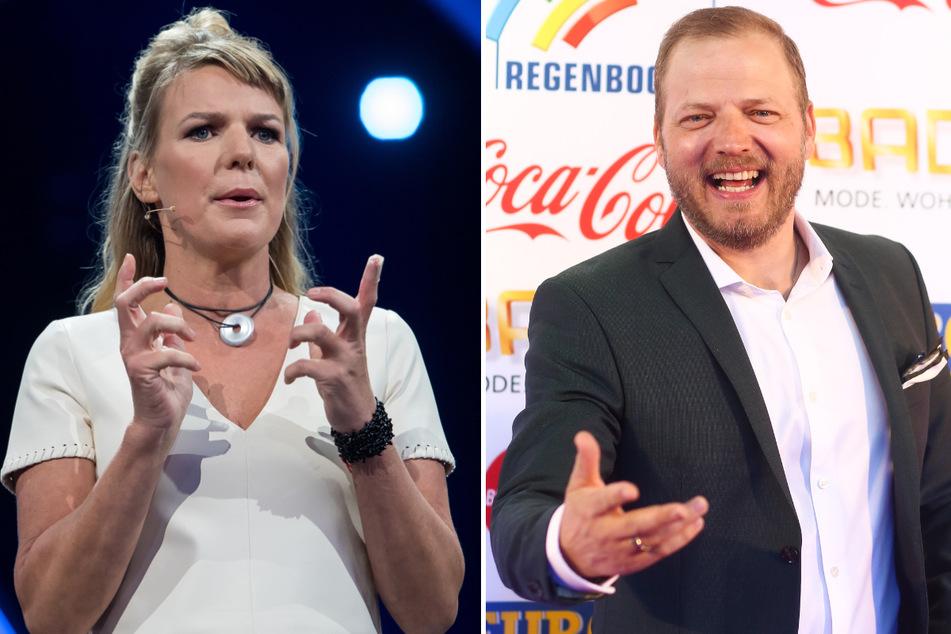 """Mirja Boes (49) und Mario Barth (48) werden laut dem Sender an """"RTL sagt Danke"""" teilnehmen. (Fotomontage)"""