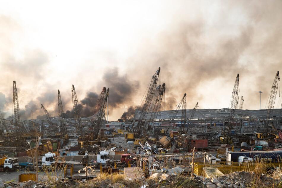 Explosion wie in Beirut auch im Ländle möglich?!