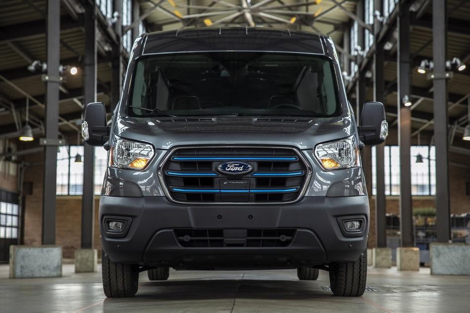 Elektro-Transporter: Ford will mit E-Transit den Markt umkrempeln!