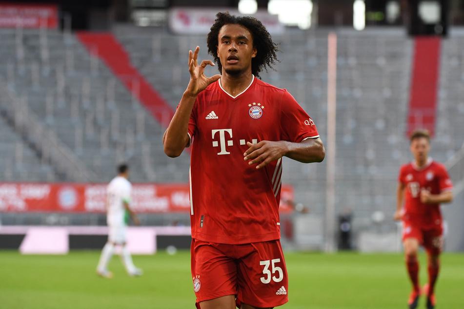 Joshua Zirkzee (19) vom FC Bayern München wurde positiv auf das Coronavirus getestet.