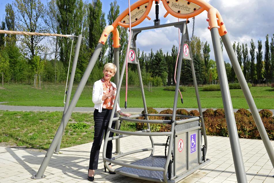 Schulleiterin Annett Goerlitz (56) hatte sich um die Impfung bemüht.