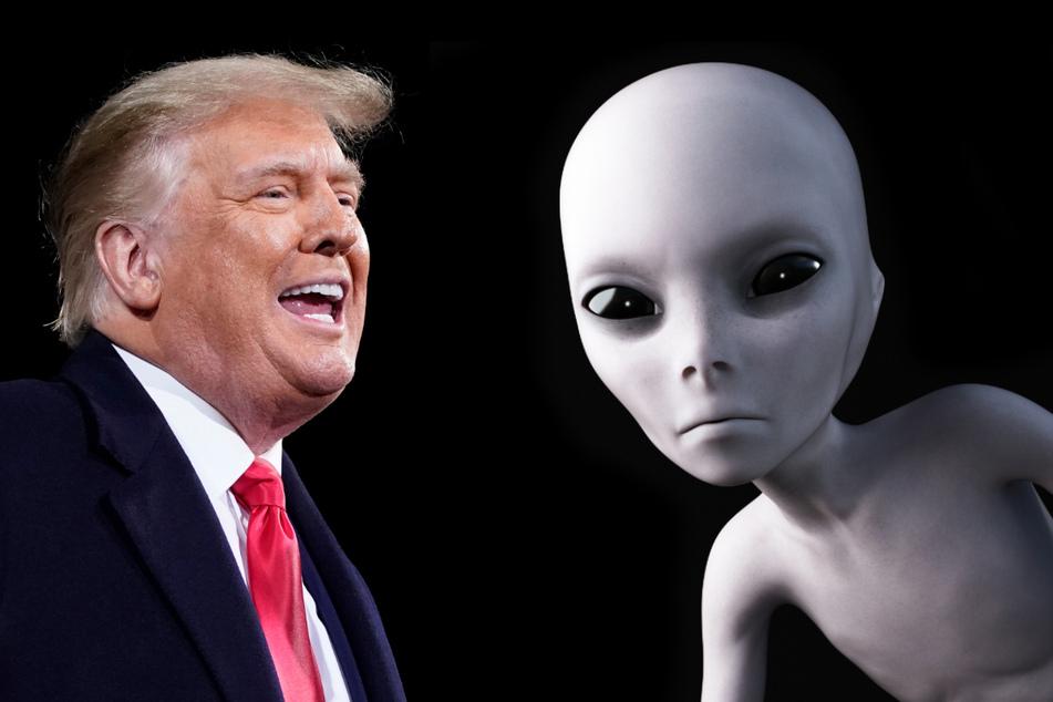 """Ex-Militärchef behauptet: USA haben Kontakt zu Aliens und """"galaktischer Föderation"""""""