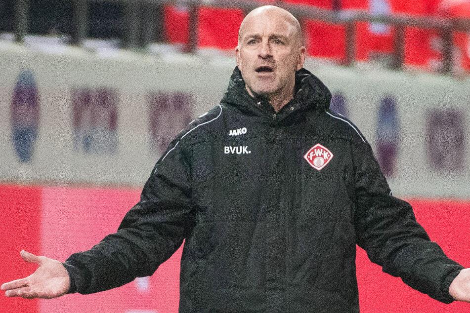 Marco Antwerpen muss nach nur einigen Wochen bereits wieder gehen.