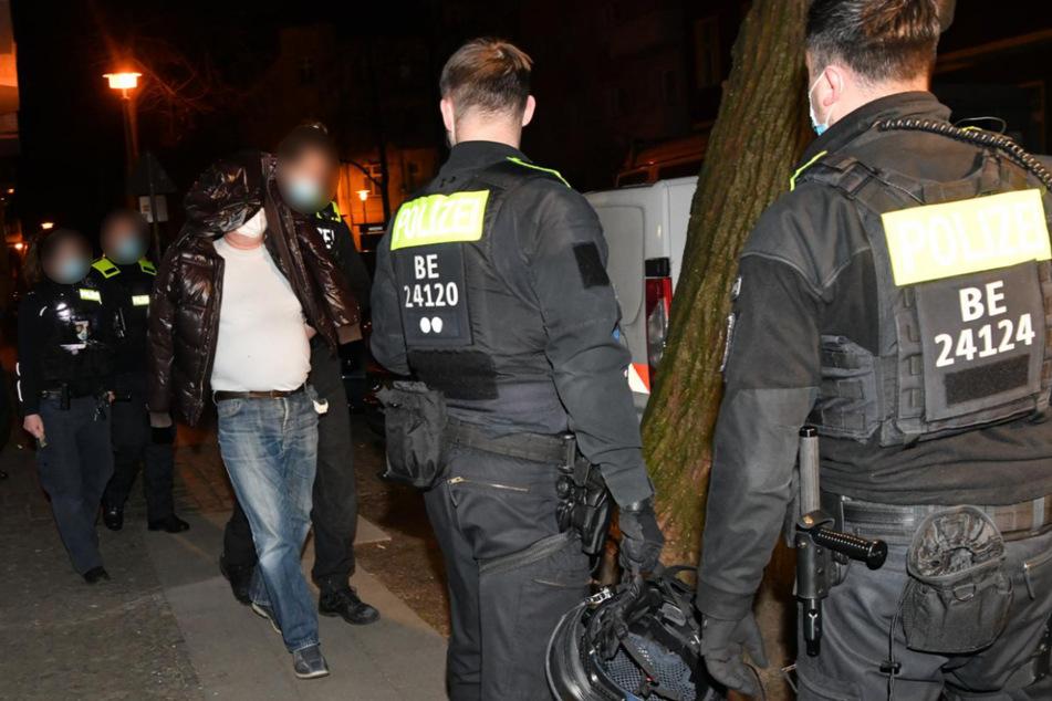 Der 54-Jährige wurde festgenommen.