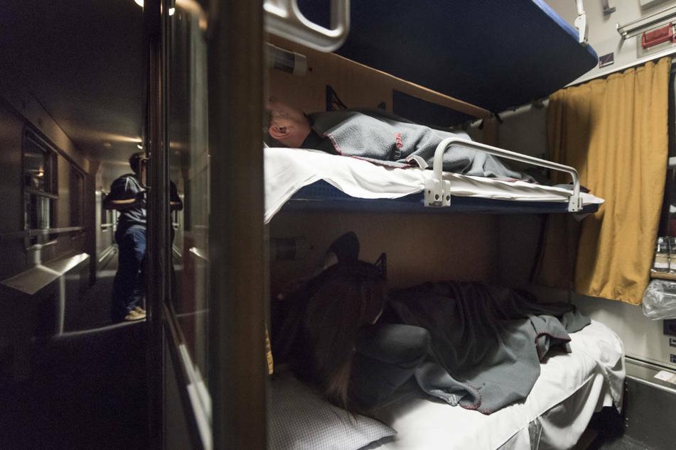 Geht es bald wieder im Nachtzug von Frankfurt nach Barcelona?