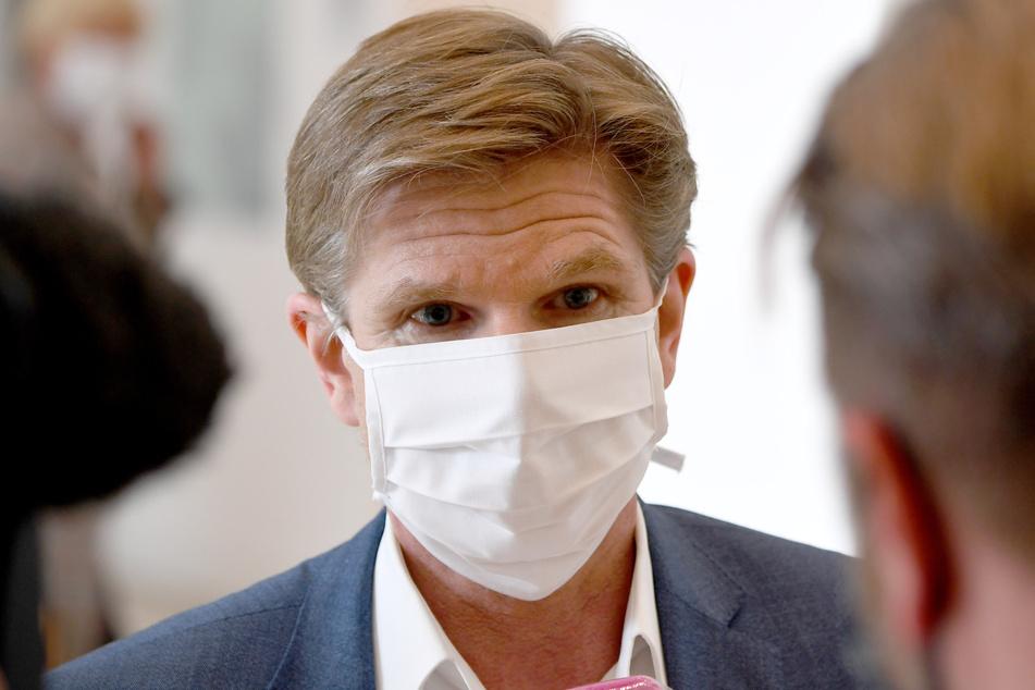Heiner Garg (FDP), Sozial- und Gesundheitsminister von Schleswig-Holstein.