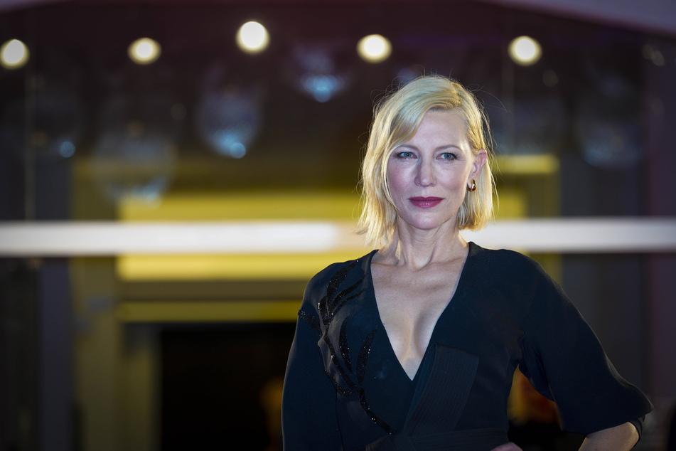 Mega-Star Cate Blanchett (52) dreht derzeit im Kulti.