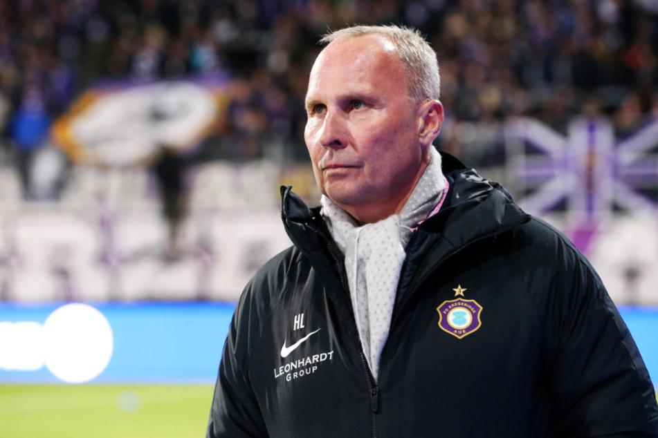 Hat seinen Verein fest im Griff und hält ihn seit Jahren auf Erfolgskurs: FCE-Boss Helge Leonhardt.