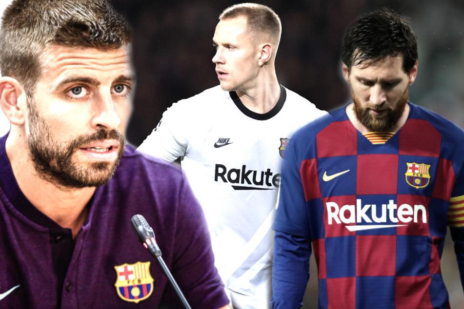 Corona-Krach bei Barca: Spieler schlagen Gehaltseinbußen aus, jetzt greift der Klub durch!
