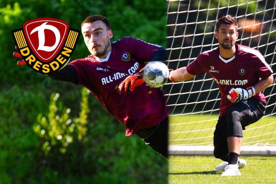 Dynamo Dresden verlängert Verträge von zwei Torhütern!