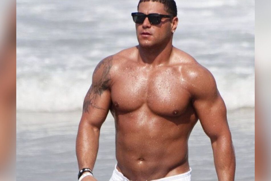 ronnie jersey shore net worth