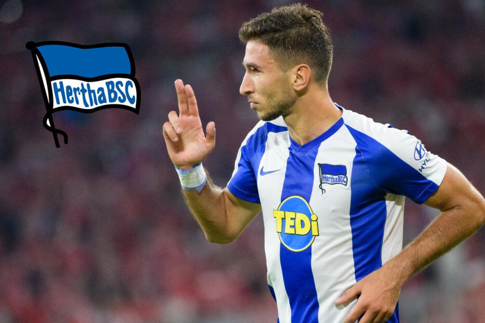 Hertha BSC: Wechsel von Grujic erstmal geplatzt