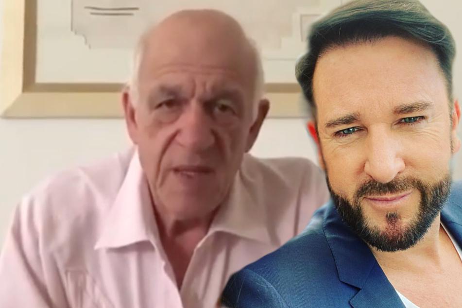 """Vater von Michael Wendler mit krasser Abrechnung: """"Er hat an meinem Grab nichts verloren!"""""""