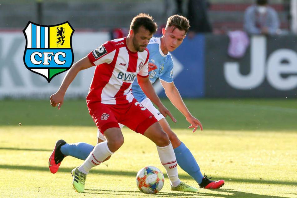 CFC kassiert in Würzburg zwei Platzverweise und geht nach Doppelschlag k.o.