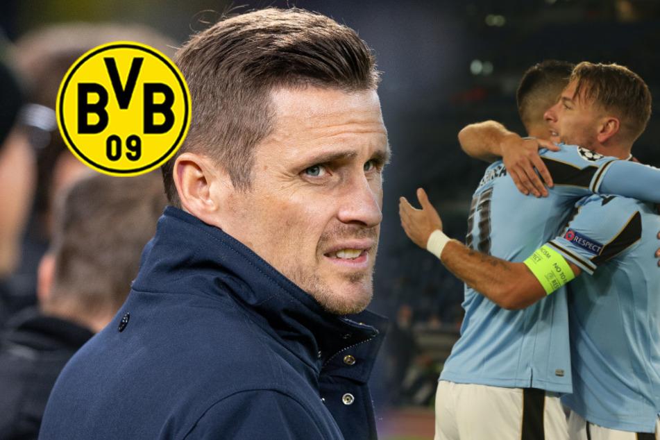 "BVB verliert ""desolat"" in Rom: Sebastian Kehl platzt der Kragen!"