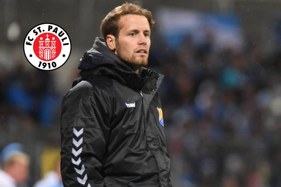 FC St. Pauli stellt neuen Co-Trainer ein!