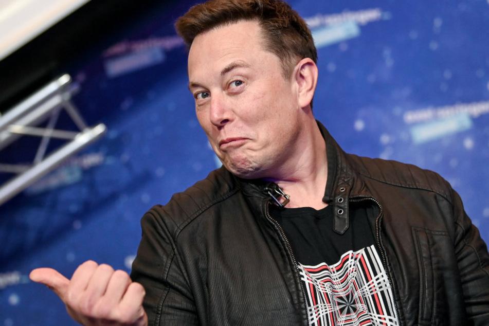 Elon Musk schießt neuen Satelliten ins All: Das hat es damit auf sich