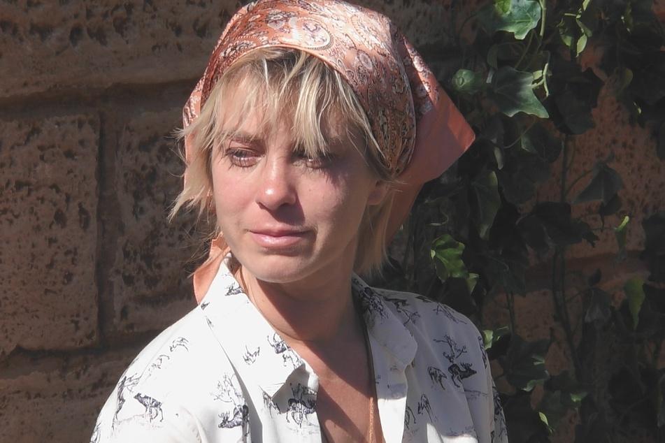 Hatte eine schwere Vergangenheit: Ex-GZSZ-Star und Ex-Adel-Ehefrau Jasmin Tawil (38).