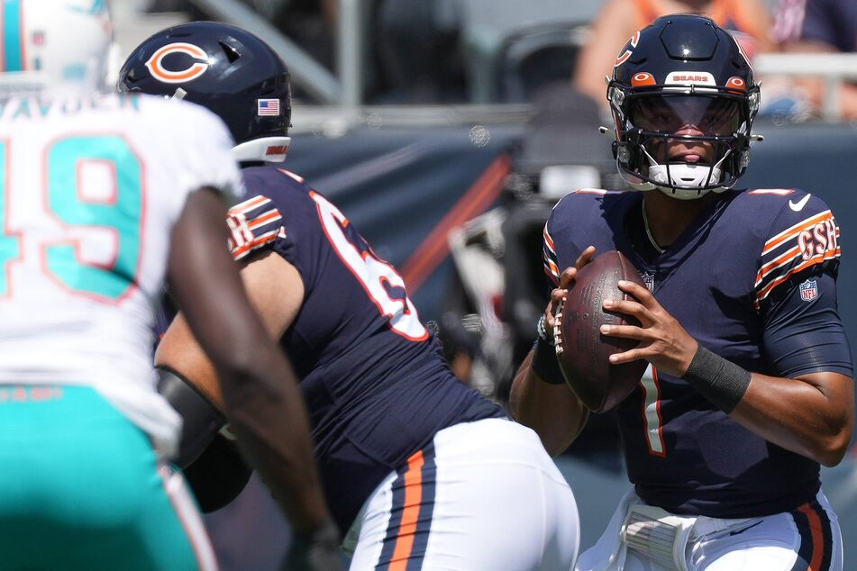 NFL: Top-rated rookie shines as the Bears beat the Dolphins