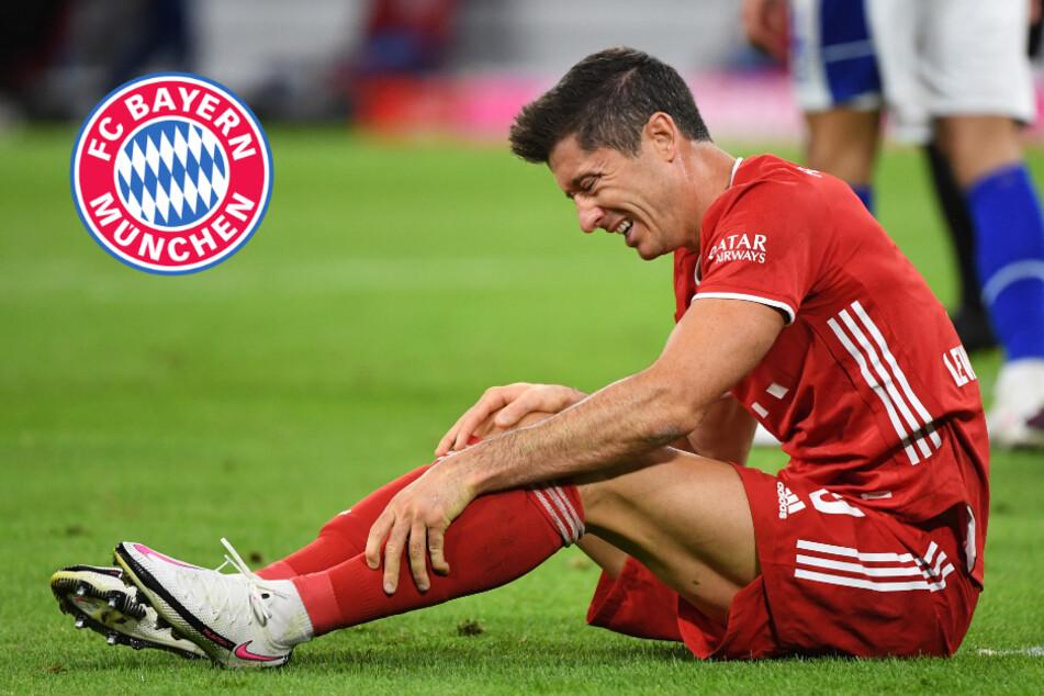 FC Bayern wochenlang ohne Lewandowski: Was ist Flicks Plan B?
