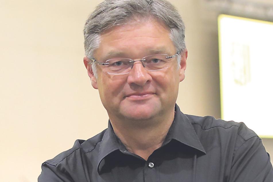 Holger Zastrow (51, FDP) nennt Bedingungen für seine Zustimmung zum Beispiel zum Promenadenring.