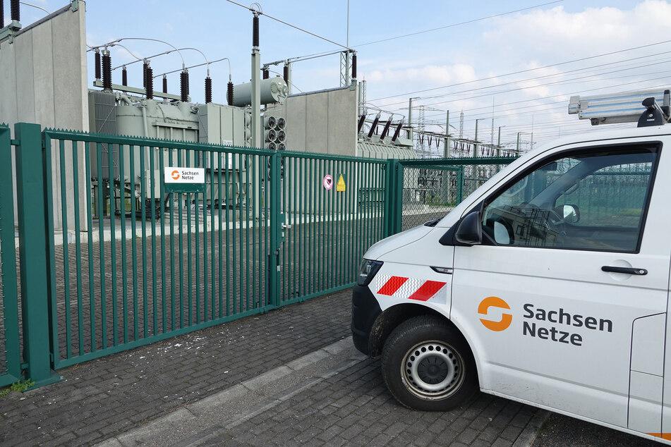 Grund für den Stromausfall war eine Störung im Umspannwerk Dresden Süd.